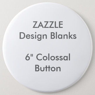 "Personalized 6"" Colossal Round Button Template"