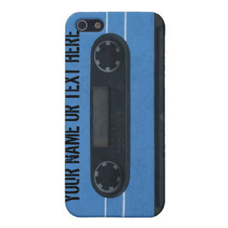 Personalized 80's Cassette Tape iPhone4 iPhone 5/5S Cover
