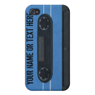 Personalized 80's Cassette Tape iPhone4 iPhone 4/4S Cover