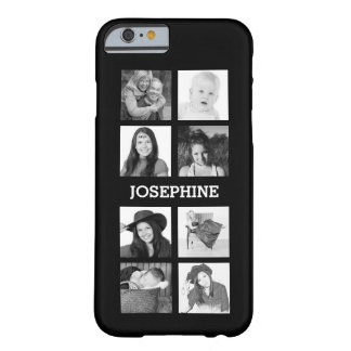 Personalized 8 Instagram Photo Grid Barely There iPhone 6 Case