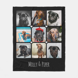 925a59eaac Make Your Own Dog Photo Fleece Blanket - Bundle Up In Yours Today ...