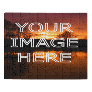 Personalized Acrylic Plastic Customized Jigsaw Puzzle