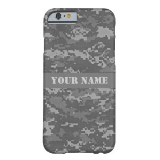 Personalized ACU Camo iPhone 6 case