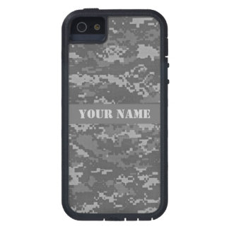 Personalized ACU Camouflage  iPhone 5/5S Extreme iPhone SE/5/5s Case