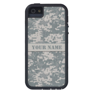 Personalized ACU Camouflage iPhone 5 Xtreme Case