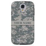 Personalized ACU Digital Camo Samsung Galaxy S4 Galaxy S4 Case