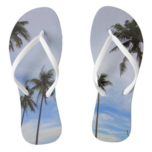 Personalized Add Your Own Image or Photo Flip Flops