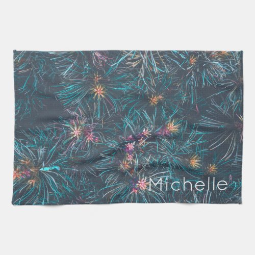Personalized Add Your Own Name Kitchen Towel