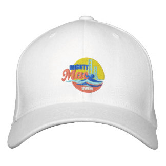 Personalized Adjustable Embrodered Hat