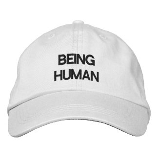 Personalized Adjustable Hat BEING HUMAN