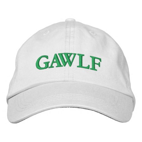 Personalized Adjustable Hat _ GAWLF