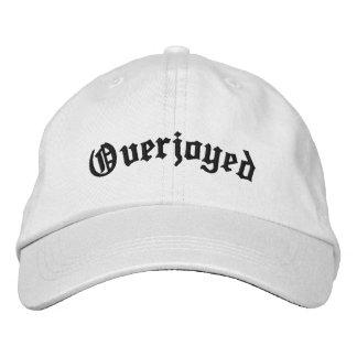 Personalized Adjustable Hat- Overjoyed Baseball Cap