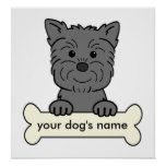 Personalized Affenpinscher Print