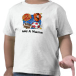 Personalized All Star Sports 2nd Birthday Tshirt