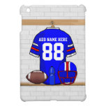 Personalized American Football Grid Iron jersey Case For The iPad Mini