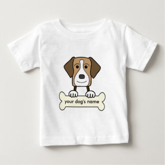 Personalized American Foxhound Baby T-Shirt
