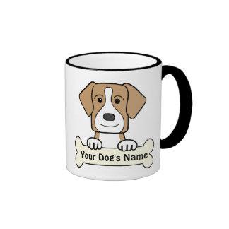Personalized American Foxhound Mug