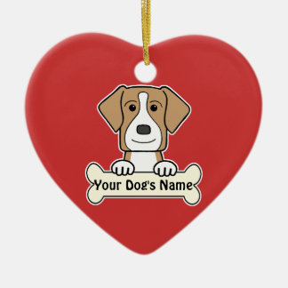 Personalized American Foxhound Ornaments