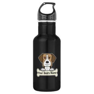 Personalized American Foxhound Stainless Steel Water Bottle