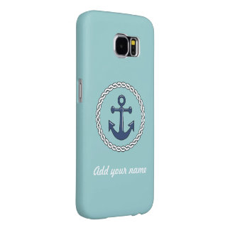 Personalized Anchor Samsung Galaxy S6 Case