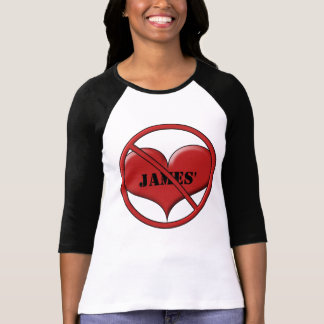 Personalized ANTI Heart: by Sonja A.S Tees