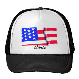 personalized apparel trucker hats