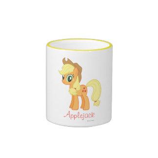 Personalized Applejack Mug