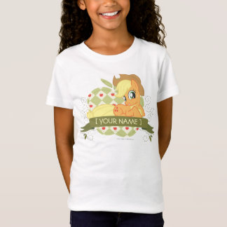 Personalized Applejack Tee