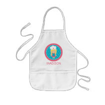 Personalized Apron - Little Baker Party Favors