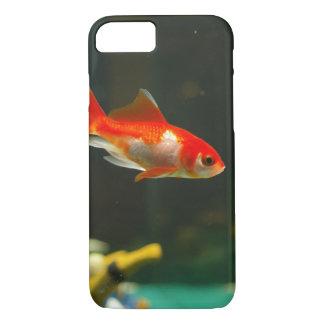 Personalized Aquarium Specialty Gold Fish iPhone 8/7 Case