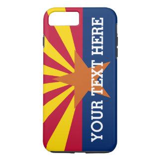 Personalized Arizona Flag iPhone 7 Plus Case