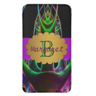 Personalized Artistic Galaxy S5 Smartphone Pouch