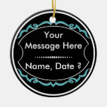 Personalized Award Christmas Ornaments