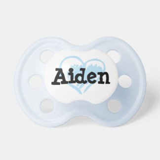 Personalized Baby Boy Pacifier BooginHead Pacifier