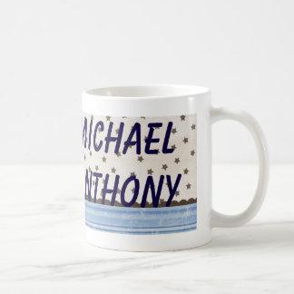 Personalized Baby Boy Photo Coffee Mug