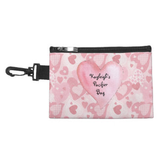 Personalized Baby Girl Accessories Bag