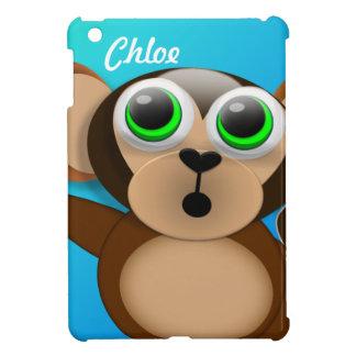 Personalized Baby Monkey IPAD mini case