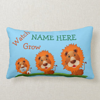 Personalized Baby Pillows with Name and Monogram