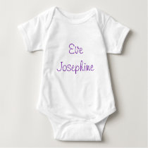 Personalized Baby Romper