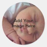 Personalized Baby Sticker
