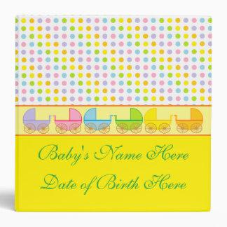 Personalized BabyBook Photo Album/Binder Binder