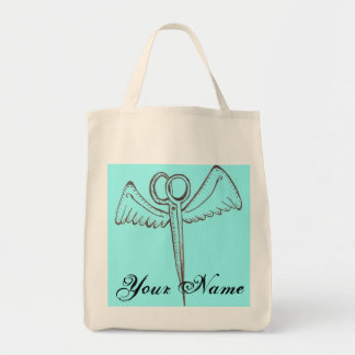 Personalized Bag Scissors with Wings