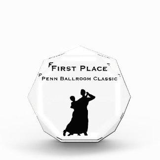 Personalized Ballroom Award