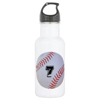 Personalized base water bottle