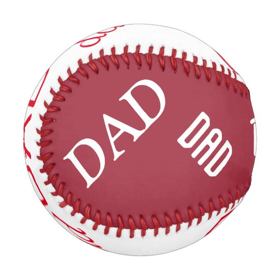 Personalized Baseball/DAD Baseball