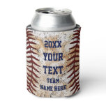 Personalized Baseball for Coaches, Players Can Cooler