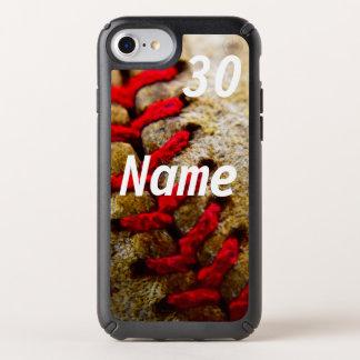 personalized baseball iPhone case