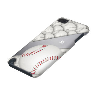 Personalized Baseball iPod Touch (5th Generation) Case