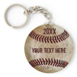 Personalized Baseball Keychains for TEAM or COACH