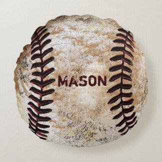 Personalized Baseball Ring Bearer Pillow